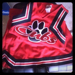 VARSITY cheer uniform